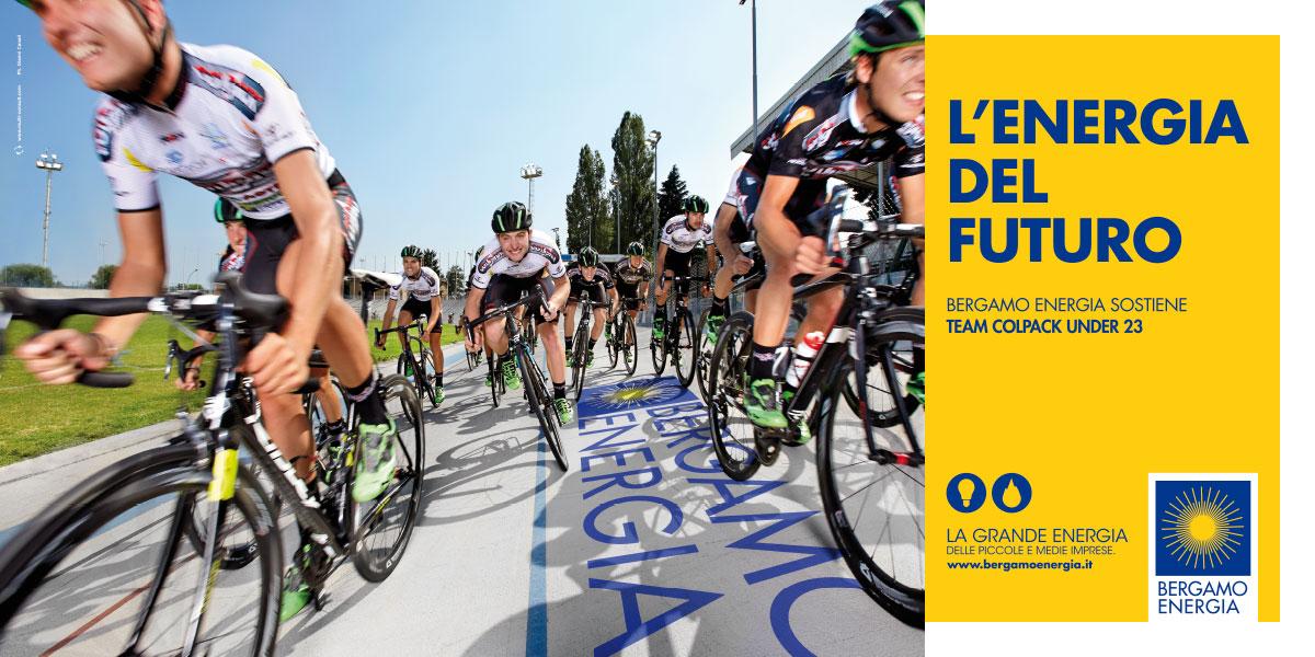 campagna bergamo energia ciclismo