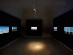 vista ambiente mostra presso Le stanze Trescore Balneario